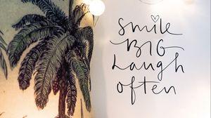 Preview wallpaper inscription, motivation, candle, art