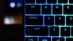 Preview wallpaper keyboard, keys, backlight, characters, letters