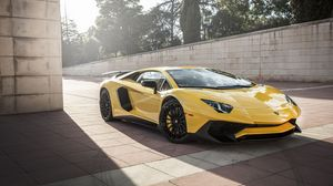 Preview wallpaper lamborghini, aventador, lp-750