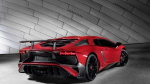 Preview wallpaper lamborghini, aventador, lp 750-4, 2015