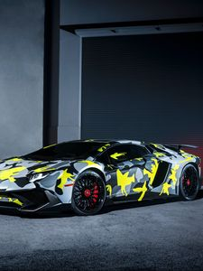 Perfect ... Preview Wallpaper Lamborghini, Aventador, Lp 750 4, Sv