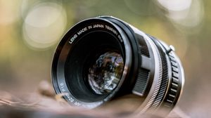 Preview wallpaper lens, lenses, macro, focus, blur