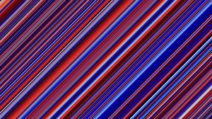Preview wallpaper lines, obliquely, stripes, multicolored