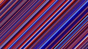 Preview wallpaper lines, obliquely, stripes, multicolored