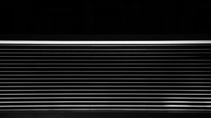 Preview wallpaper lines, stripes, black, bw