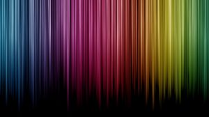 Preview wallpaper lines, vertical, multi-colored, background, shadow