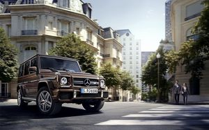 Preview wallpaper mercedes, amg, g63, w463, gelendvagen