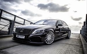 Preview wallpaper mercedes-benz, s-class, w222