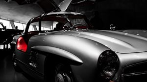 Preview wallpaper mercedes, vintage, car, oldtimer
