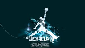 Preview wallpaper michael jordan, basketball, ball, sport