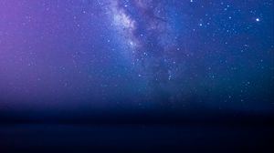 Preview wallpaper milky way, stars, starry sky
