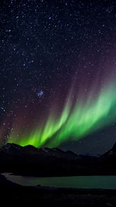 Northern Lights Hd Wallpaper Iphone Babangrichie Org
