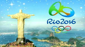 Preview wallpaper olympic games, 2016, rio 2016