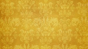 Preview wallpaper pattern, ornament, texture, brown