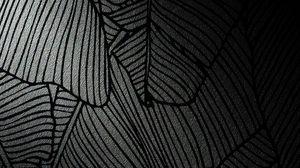 Preview wallpaper pattern, stripes, texture, black