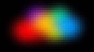 Preview wallpaper pixels, form, colorful, shiny