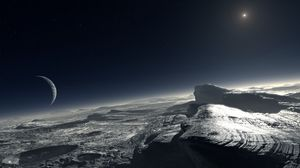 Preview wallpaper pluto, planet, dwarf planet, trans-neptunian objects, news
