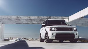 Preview wallpaper range rover, auto, car, cars