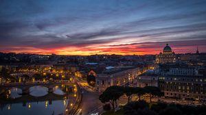 Preview wallpaper rome, italy, vatican city, citta della stato