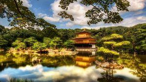 Preview Wallpaper Ryoanji Zen Garden Japan Mirabell Gardens Austria