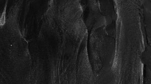 Preview wallpaper sand, black, relief, surface, granules