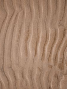 Preview wallpaper sand, stripes, lines, wavy, texture