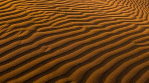 Preview wallpaper sand, surface, desert