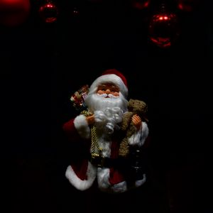 Preview wallpaper santa claus, christmas, new year, toys