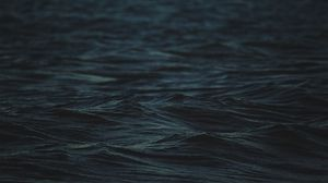 Preview wallpaper sea, waves, surface