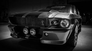 Preview wallpaper shelby, gt500, eleanor, ford mustang