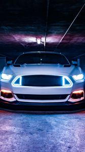 Preview wallpaper shelby mustang, ford mustang, ford, sports car