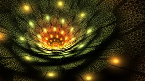 Preview wallpaper 3d, abstract, fractal