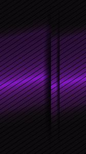 Preview wallpaper abstraction, line, purple