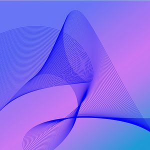 Preview wallpaper abstraction, line, wavy