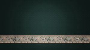 Preview wallpaper animals, minimalism, border