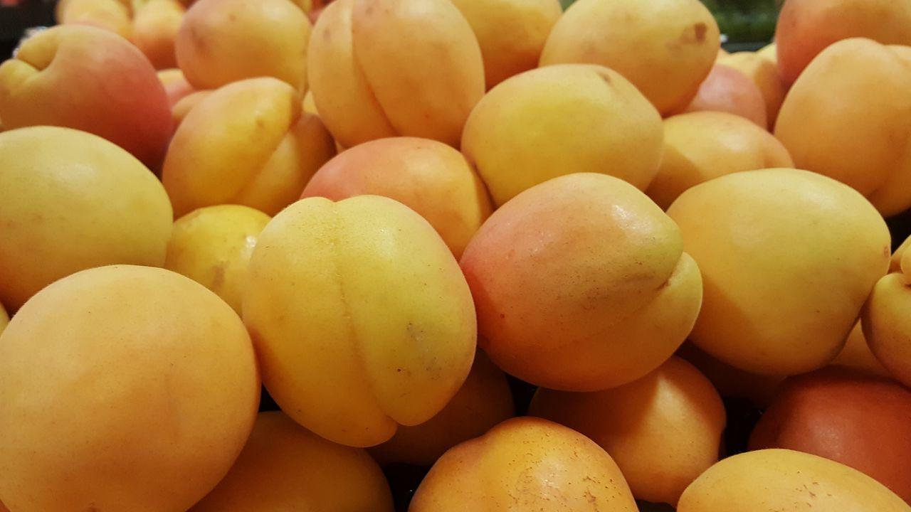 Wallpaper apricot, fruit, ripe