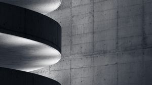 Preview wallpaper architecture, construction, concrete, gray