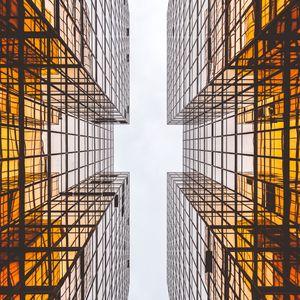 Preview wallpaper architecture, skyscraper, sky