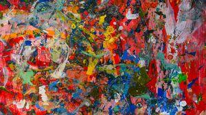 Preview wallpaper art, surface, grunge, paint