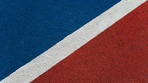 Preview wallpaper asphalt, surface, painted, rough, line, texture