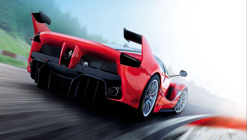 960x544 Wallpaper assetto corsa, ferrari, racing, simulation