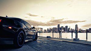 Preview wallpaper auto, black, style, street