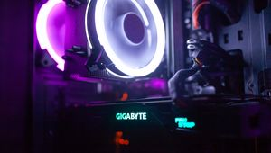 Preview wallpaper backlight, neon, electronics, device, light