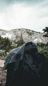 Preview wallpaper backpack, travel, bag