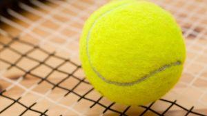 Preview wallpaper ball, tennis, sports