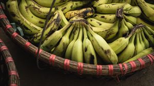 Preview wallpaper bananas, bunch, fruit