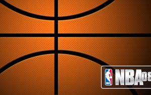 Preview wallpaper basketball, nba, ball, sports, band