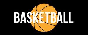 Preview wallpaper basketball, word, ball, inscription