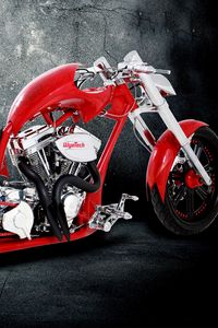 Preview wallpaper bike, custom, motorcycle
