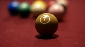 Preview wallpaper billiards, ball, table